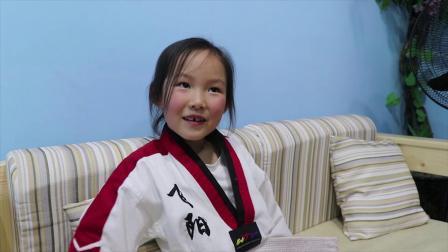 飞阳跆拳道精英四班母亲节