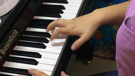 钢琴曲送别