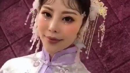 各种不一样的中国风,蒙娜丽莎全国总店第22届婚博会火爆预约中……😍古装