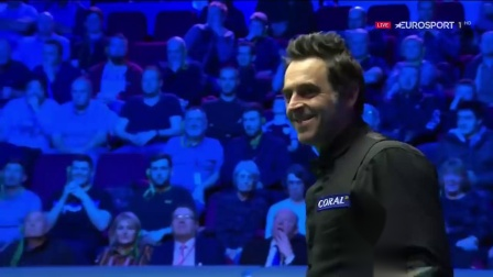 1000 Ronnie O'Sullivan 1000th Century 2019 Players Championship