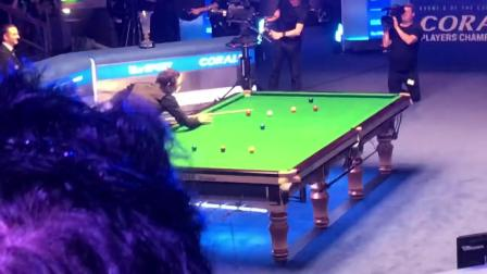 1000 Ronnie O'Sullivan's 1000th century break