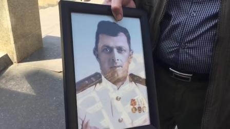 Баку. Бессмертный полк, 9 мая 2019