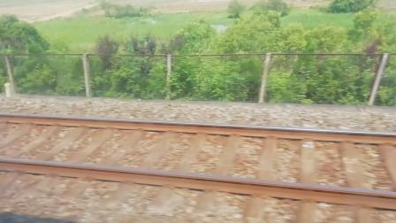 T148次 北京-南昌 潭岗1道通过