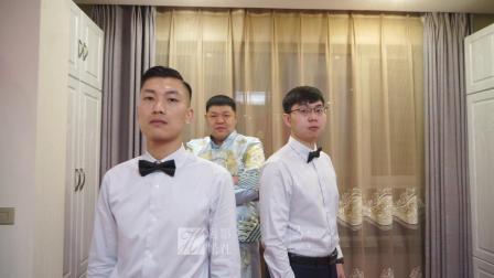 2019.5.12 海影婚庆「侯也震 张芳妮」婚礼快剪  21映像工作室出品