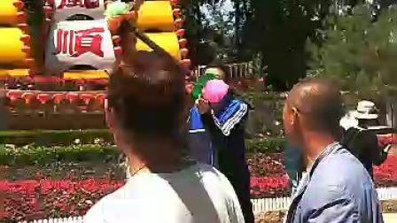 春暖花开——潍坊杨师傅打花棍表演