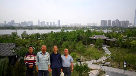天津水西公园一日游留影