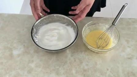 抹茶戚风蛋糕的做法 烘焙蛋糕的做法 家庭生日蛋糕简单做法