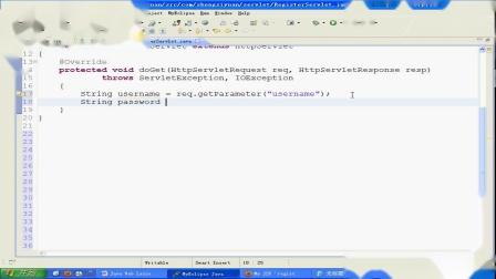 SSY_JavaWeb_011.使用Servlet模拟双色球生成器_01