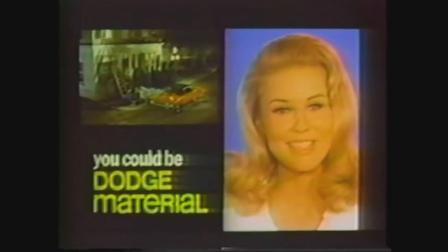 1970 dodge dart swiner commercial