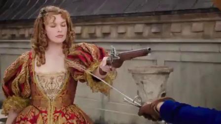 三个火枪手 片段2:米拉·乔沃维奇