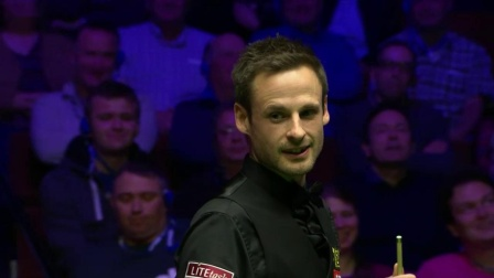 David Gilbert 147 attempt. 2019 World Snooker Championship