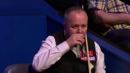 John Higgins' cracking frame winning double. 2019 World Snooker Championship
