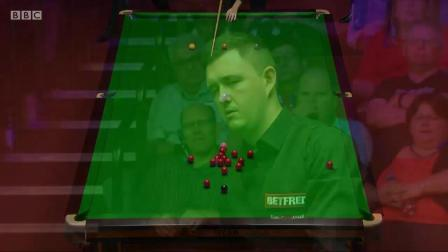 Kyren Wilson's in off from the break off! 2019 World Snooker Championship