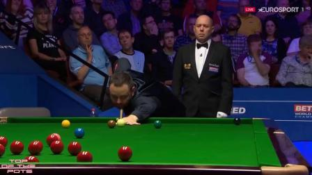 Stephen Maguire [Perfect 128 Break] vs Judd Trump - (World Champ 2019)