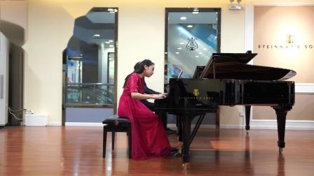 mozart concerto no.12 in a major k.414 3.allegretto;piano by gai ming ai.mp4