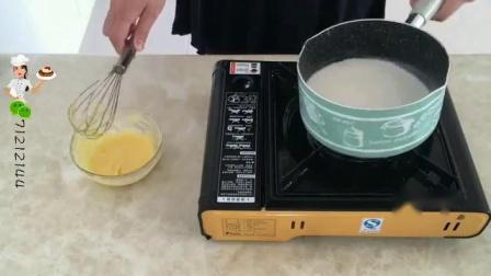 奶油生日蛋糕的做法 用烤箱怎么做蛋糕 生日蛋糕做法视频