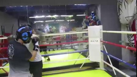 上海王敏拳击之角斗士