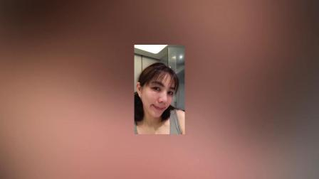 Ella自曝产后掉发 新发型被赞超逆龄