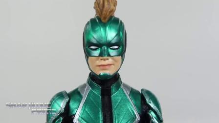 Marvel Legends 克里军团 Starforce Captain Marvel Doctor Minerrva