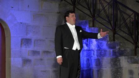 格魯吉亞男高音Irakli Kakhidze圣潔阿依達威爾第歌劇阿依達2017年7月7日現就職于曼海姆國家歌劇院