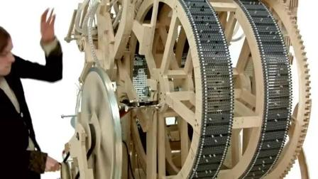 Wintergatan - Marble Machine (music instrument using 2000 marbles)-264