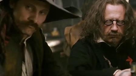 两分钟看电影「佣兵传奇」:演员与佣兵的爱情故事
