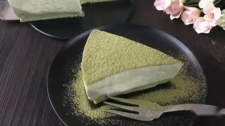 日式轻乳酪蛋糕的做法 8寸千层蛋糕的做法 烘焙甜品