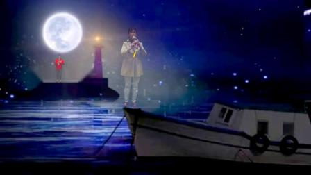 军港之夜:自由城初级班:张新媛练胆