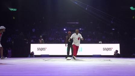 南非舞 表演- Juste Debout 2019