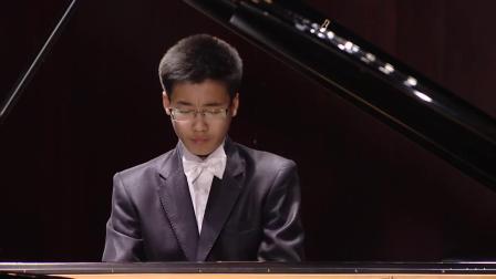 김지원의 피아노독주《대홍단 삼천리》