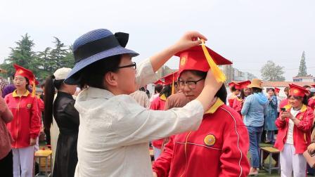 灌云县第一中学2019年学生成人礼