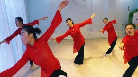 烟台莱山成人舞蹈中国舞培训学校《九儿》