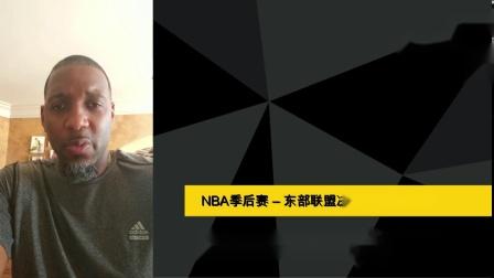 NBA季后赛 – 东部联盟决赛 雄鹿 V 猛龙