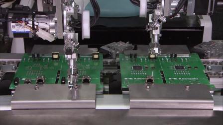114-零部件电路板组装