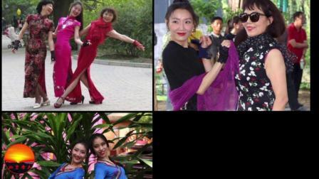 广场舞《女人花》北京紫竹院公园杜老师团队表演