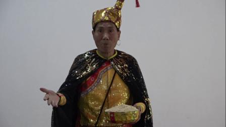 羌乡第一寨——吉娜羌寨.