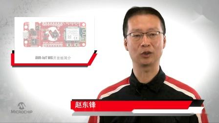 AVR-IoT开发板简介