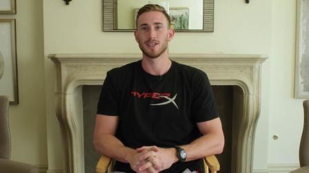 Gordon Hayward eSports Interview - HyperX