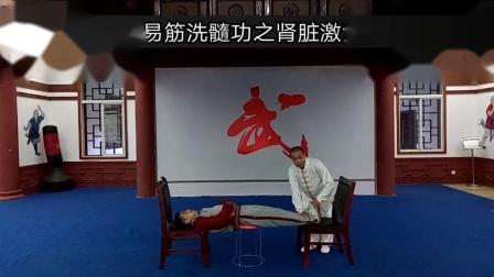 少林千年养生绝学,中华养生第一功易筋洗髓功之肾脏激活法