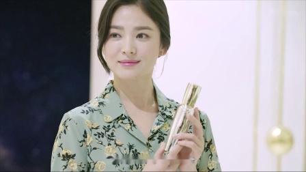 宋慧乔出席首尔驿三洞举行的雪花秀品牌popstore江南店开业活动