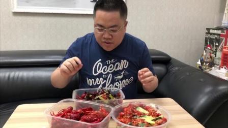 小龙虾是传统口味还是网红口味好吃?快来饿了么app,选择你喜欢的口味进行pick,有惊喜哦!