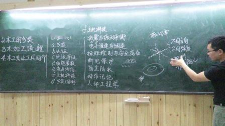 木工远程培训公开课019 电动工具概论三 机身科技应用1