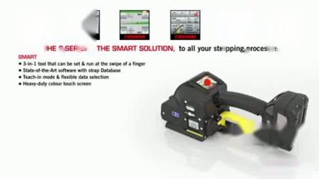 2019新款P329S&P328S电动打包机 Smart,Safe&Strong