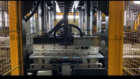必硕科技——2019纸浆模塑设备新型节能环保可降解全自动纸蛋糕托生产线