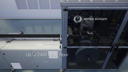 梅耶博格SMARTWIRE智能网栅连接串焊机Ibex