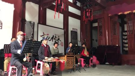 闽剧《丹桂图》选段,林美丽演唱,主胡陈德华,司鼓林鼎兴。