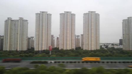 G1728/9次(上海虹桥→大冶北)苏州北→南京南区间