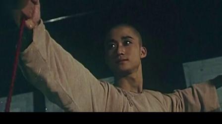 《功夫小子闯情关》吴京首部电影,在饺子馆吃饺子,被导演选中