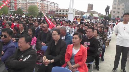 龙江县特殊教育学校庆祝第二十九个全国助残日文艺汇演