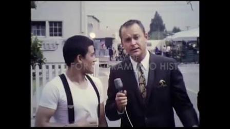 李小龙生前最罕见的珍贵采访视频